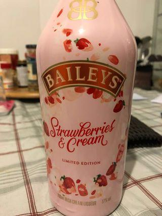 🚚 Limited Edition Baileys Strawberries and Cream