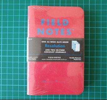 🚚 Field Notes Resolution