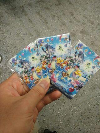Pokemon ezlink card #MRTRaffles #MRTPunggol