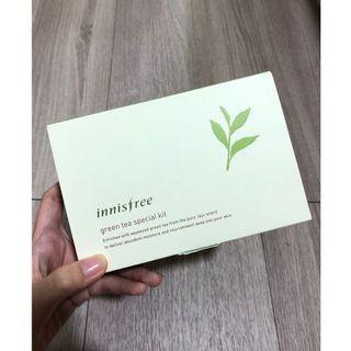 Innisfee Green Tea Trial Kit
