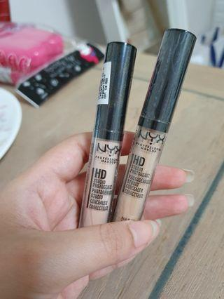 🚚 NYX HD Studio Photogenic Concealer