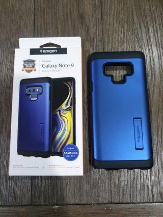 Spigen Tough Armor Note 9 Original Super Mint Condition