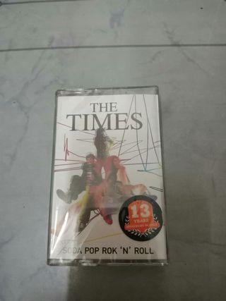 """The Times """"soda pop rock & roll"""" tape"""
