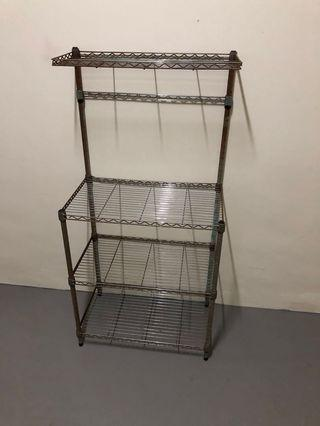 🚚 Metal Rack . Very heavy and firm