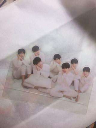 BTS防彈少年團 官方專輯小禮物