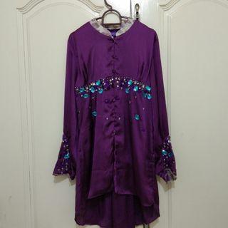 Setelan purple