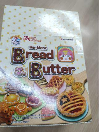 Re-ment bread & butter 麵包