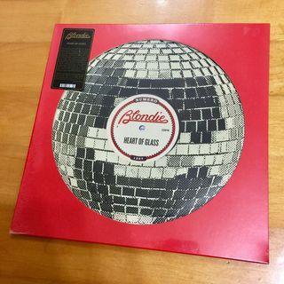 Blondie - Heart Of Glass 12吋單曲黑膠唱片 全新未開封