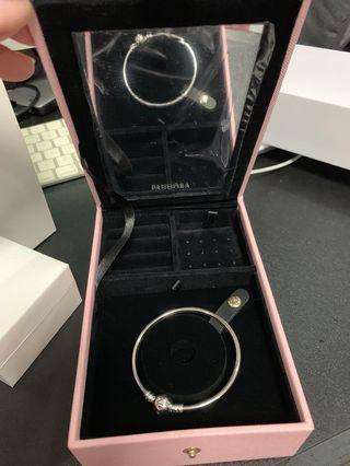 BN Authentic Pandora Limited Edition Bangle