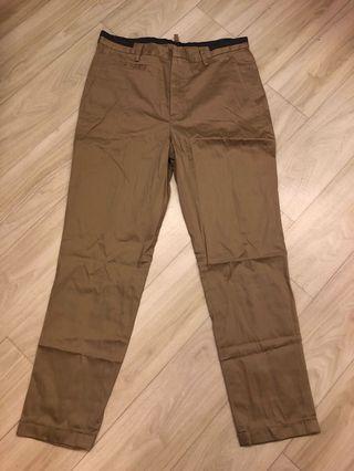 Men's khaki casual pants (about 33 inch waist)