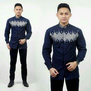 Batik Shirt Long Sleeve