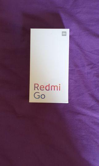 SEALED Xiaomi Redmi Go Black