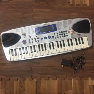 Casio 手風琴鍵電子琴MA-150