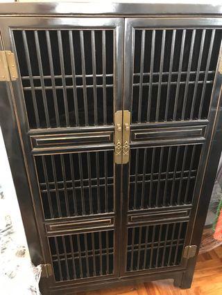 Chinese Style Corner Cabinet 中式三角櫃
