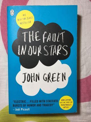 Fault In Our Stars - John Green