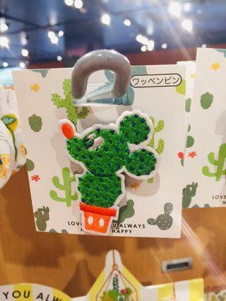 🚚 (6/28出貨)日本代購🇯🇵迪士尼針織別針