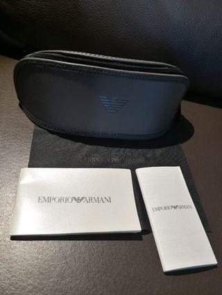 Emporio Armani spectacle case