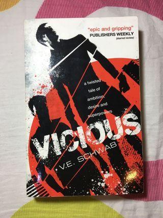 Vicious - VE. Schwab