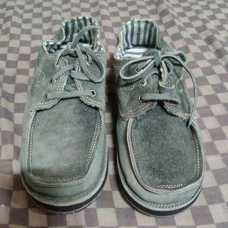 🚚 復古 刷色 鞋