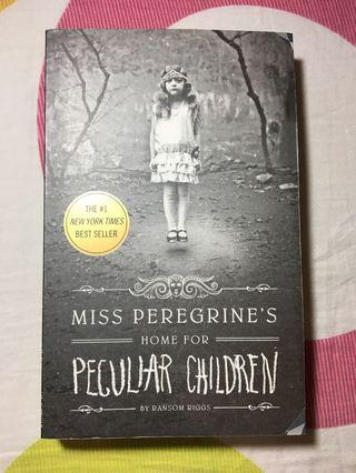 Miss Peregrine's Home For Peculiar Children - Ranson Riggs