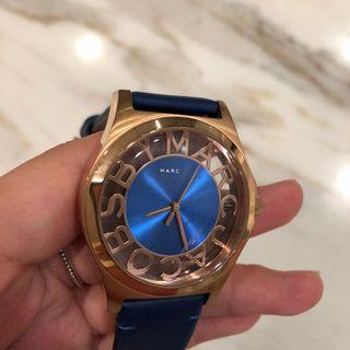 Marc by marc jacobs blue watch