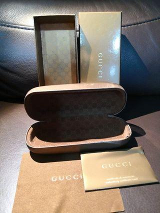 Gucci spectacle case