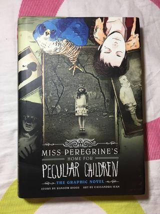 ( Graphic Novel )Miss Peregrine's Home For Peculiar Children - Ranson Riggs