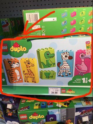 Lego Duplo Puzzle