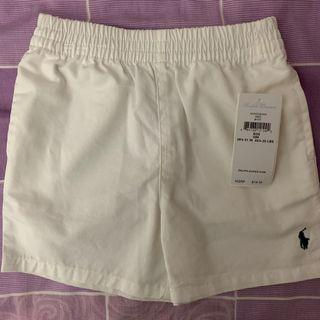Ralph Lauren baby pull-on shorts (12M; new with tag)