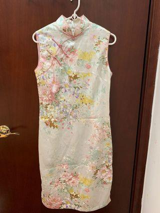 中式旗袍裙