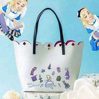 "Tote bag disney ""Alice in wonderland"" 😍"