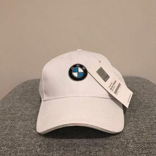 BMW Cap White - BMW Melbourne