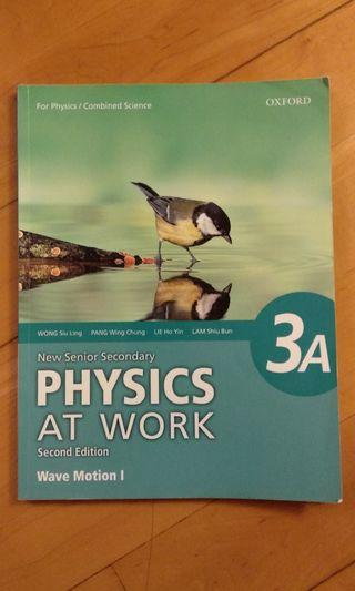 Physics at work 3A
