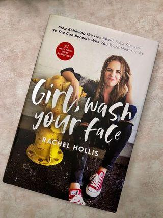 🚚 Girl Wash Your Face by Rachel Hollis