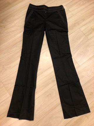 Armani Jeans women black pants