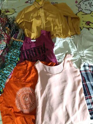 Top, Skirt, Dress