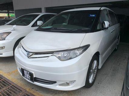 Toyota Estima 2.4 7 seater