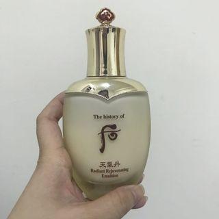 🚚 Whoo 后 天氣丹華泫重生乳 110ml