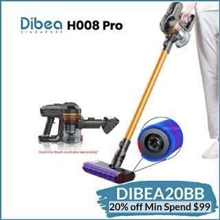 DIBEA H008 PRO Cordless Vacuum Cleaner 2019 Dyson
