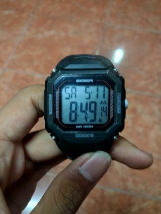 Jam tangan Eiger Second