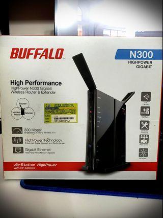 Buffalo N300 Wireless Router