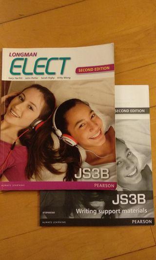 Longman Elect JS3B (second edition)