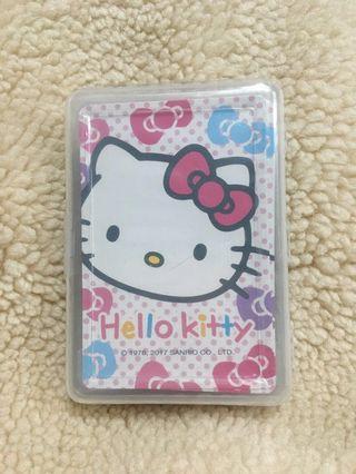 HELLO Kitty 全新撲克牌