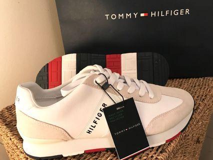 Tommy Hilfiger Shoes, Suede, White, EU41