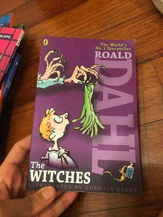 Road Dali the witches by Quentin Blake