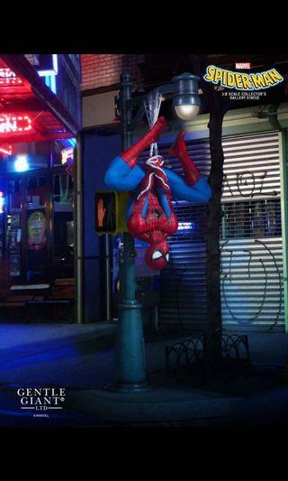 Spider-Man Gentle Giant Statue