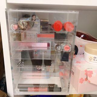 YSL ARMANI L'Oréal 唇膏收納箱 收納盒