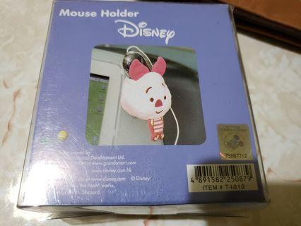 小豬 Mouse Holder