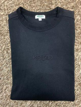 Kenzo T shirt bio-material