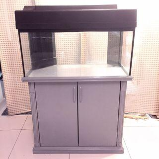 Aquarium 3ft with Cabinet